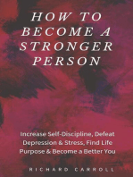 How to Become a Stronger Person