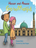 Hassan and Aneesa Go to Masjid
