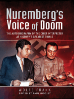 Nuremberg's Voice of Doom