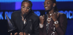 Migos' Crossover Win at the AMAs Signals an Imminent Industry Shift