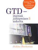 GTD - itsensä johtamisen 5 askelta