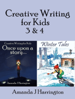 Creative Writing for Kids 3 & 4