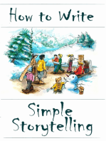 How to Write Simple Storytelling