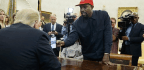Kanye West's White House Visit Was a Paean to Male Bonding