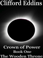 Crown of Power ( Book 1 ) The Wooden Throne
