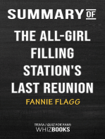 Summary of The All-Girl Filling Station's Last Reunion