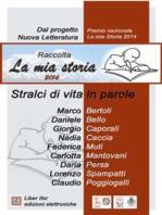 """Raccolta """"La mia Storia 2014"""". Stralci di vita in parole"""