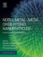 Noble Metal-Metal Oxide Hybrid Nanoparticles: Fundamentals and Applications