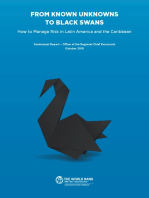 From Known Unknowns to Black Swans: How to Manage Risk in Latin America and theCaribbean