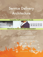 Service Delivery Architecture Complete Self-Assessment Guide