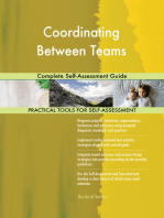 Coordinating Between Teams Complete Self-Assessment Guide