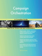 Campaign Orchestration A Complete Guide
