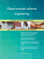Object-oriented software engineering A Clear and Concise Reference