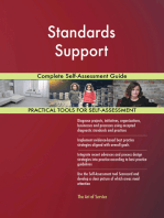 Standards Support Complete Self-Assessment Guide