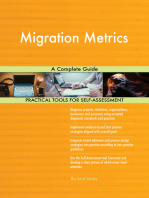 Migration Metrics A Complete Guide