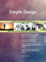 Simple Design A Clear and Concise Reference