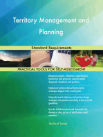 Territory Management and Planning Standard Requirements