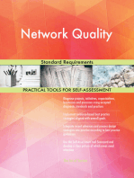 Network Quality Standard Requirements