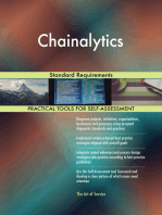 Chainalytics Standard Requirements