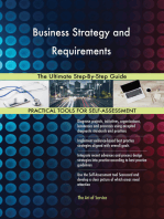Business Strategy and Requirements The Ultimate Step-By-Step Guide