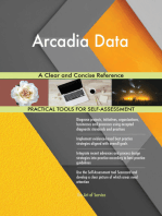 Arcadia Data A Clear and Concise Reference