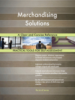 Merchandising Solutions A Clear and Concise Reference