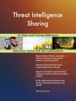 Threat Intelligence Sharing A Clear and Concise Reference