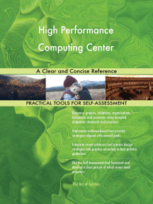 High Performance Computing Center A Clear and Concise Reference