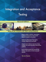 Integration and Acceptance Testing Second Edition
