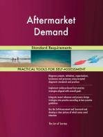 Aftermarket Demand Standard Requirements