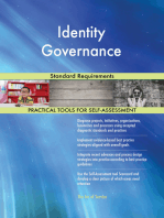 Identity Governance Standard Requirements