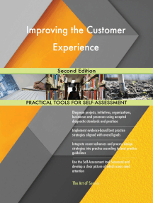 Improving the Customer Experience Second Edition