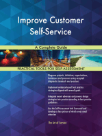 Improve Customer Self-Service A Complete Guide