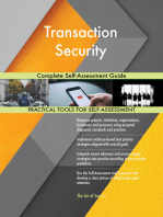 Transaction Security Complete Self-Assessment Guide