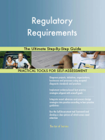 Regulatory Requirements The Ultimate Step-By-Step Guide