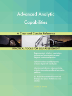 Advanced Analytic Capabilities A Clear and Concise Reference