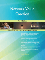 Network Value Creation Third Edition