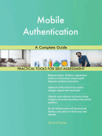 Mobile Authentication A Complete Guide