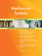 Mechanical Systems A Complete Guide