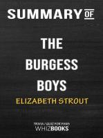 Summary of The Burgess Boys