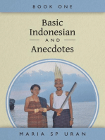 Basic Indonesian and Anecdotes - Book One: Book One, #1