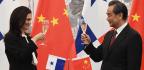 China Lures Taiwan's Latin American Allies