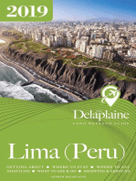 Lima (Peru) - The Delaplaine 2019 Long Weekend Guide