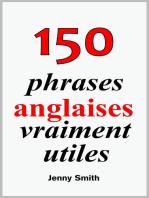 150 phrases anglaises vraiment utiles