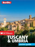 Berlitz Pocket Guide Tuscany and Umbria (Travel Guide eBook)