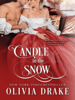 Candle in the Snow