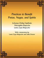 Practices to Benefit Pretas, Nagas and Spirits eBook