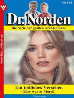 Dr. Norden 683 – Arztroman