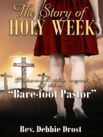 The Story of Holy Week