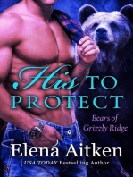 His to Protect (A BBW Paranormal Shifter Romance)